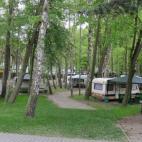 Wohnwagen - Camping Gdańsk