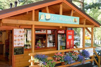 Bar gastronomiczny w okolicy Camping Stogi