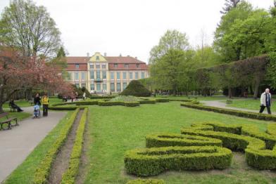 Park Oliwski w Gdańsku